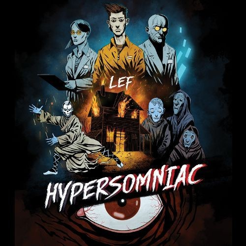 Hypersomniac [White Vinyl] [LP] - VINYL