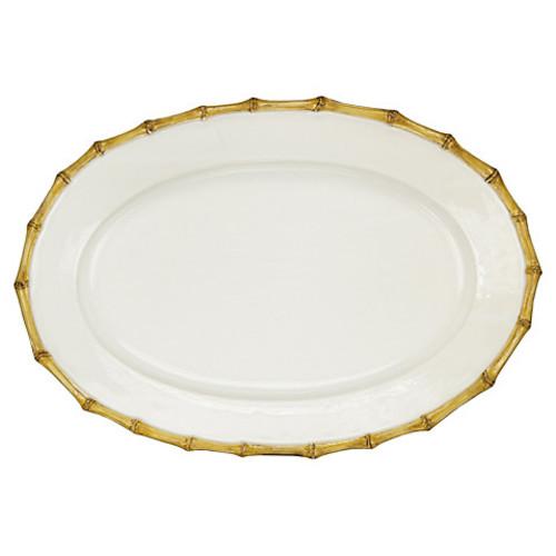Large Bamboo Platter, 20