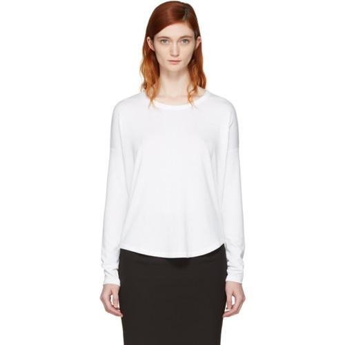 RAG & BONE White Hudson T-Shirt
