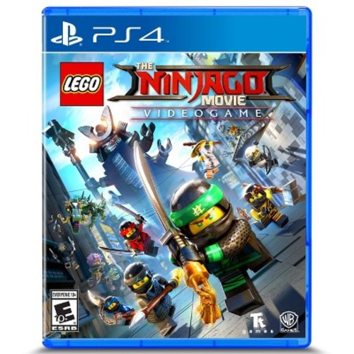 LEGO Ninjago Movie Videogame PlayStation 4