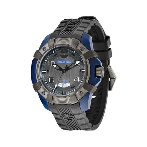 Men's Chocorua Silicone Strap Watch, 46mm