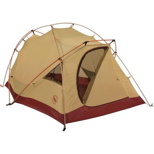 Big Agnes Battle Mountain Tent: 2-Person 4-Season