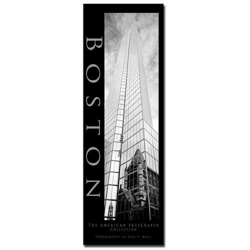 Boston by Preston, 10x24-Inch Canvas Wall Art [10 by 24-Inch]