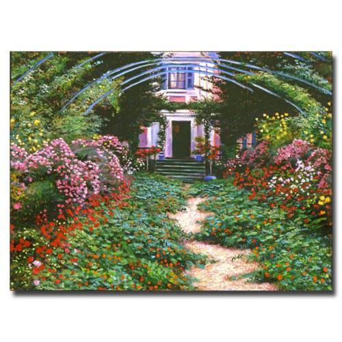 Trademark Fine Art 'Summer in Giverny' 35