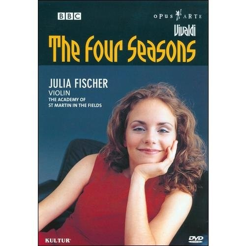 Julia Fischer: The Four Seasons [DVD] [English] [2002]