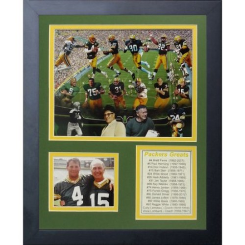 Green Bay Packers Packers Greats Framed Memorabilia