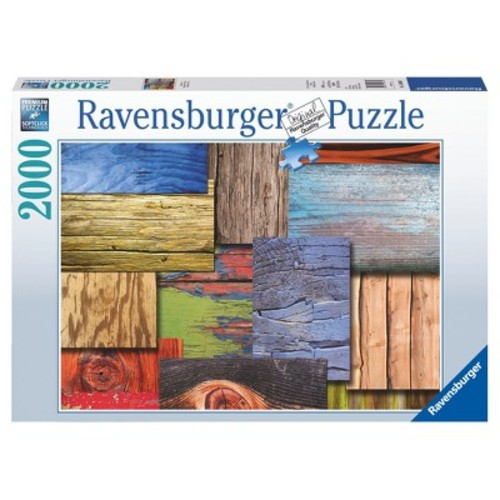 Ravensburger Remainders Jigsaw Puzzle - 2000-Piece