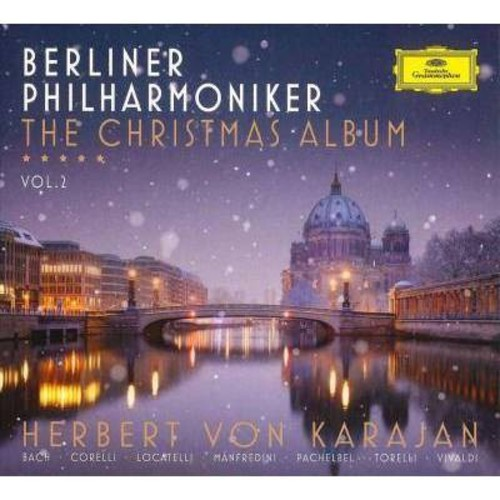 Berliner Philharmoni - Christmas Album:Vol 2 (CD)