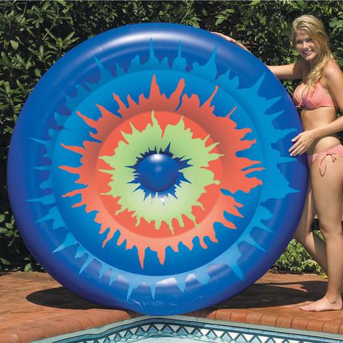 Swimline Tie-Dye Island Inflatable Pool Toy