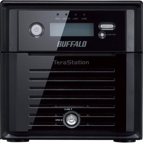 BUFFALO TeraStation 5200 Windows Storage Server 2-Drive 4 TB Desktop NAS for Small/Medium Business SMB (WS5200DN0402W2)