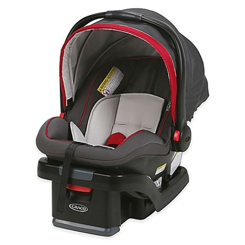 Graco SnugRide SnugLock 35 Infant Car Seat in Chili Red