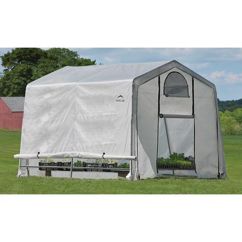 ShelterLogic Grow-It Greenhouse  10ft.W x 10ft.L x 8ft.H, Model# 70656