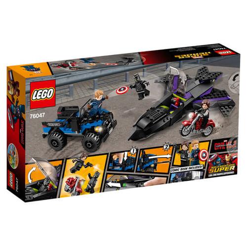 LEGO Super Heroes Marvel Black Panther Pursuit (76047)