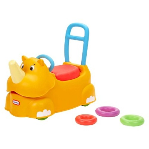 Little Tikes Scoot Around Animal Riding Toy - Rhino