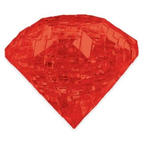 Ruby Gem 41-Piece Original 3D Crystal Puzzle