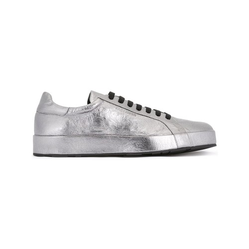 JIL SANDER Metallic Sneakers