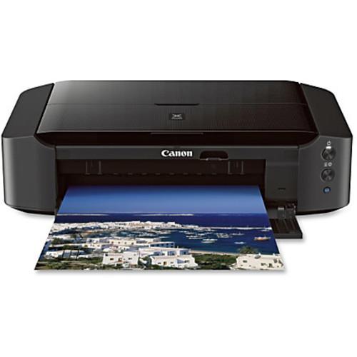 Canon PIXMA iP Series iP8720 Inkjet Photo Printer, Black