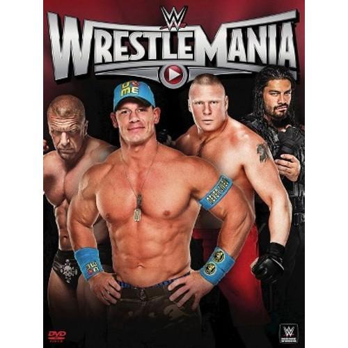 WWE: Wrestlemania XXXI [2 Discs]