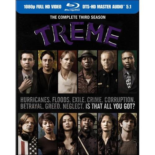 Treme: The Complete Third Season [4 Discs] [Blu-ray]