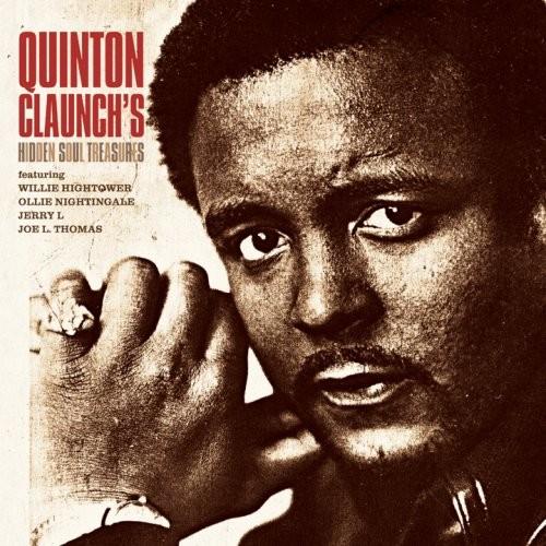 Quinton Claunchs Hidden Soul Treasures [CD]