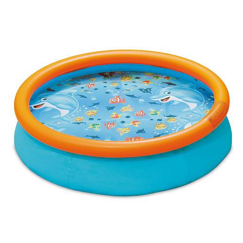 Summer Waves 3D Quick Set Pool - 5 feet
