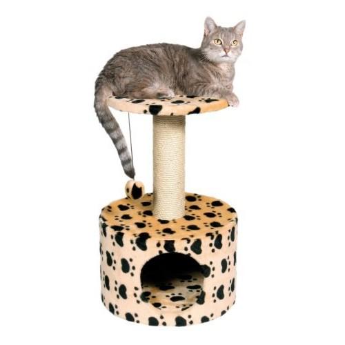 Trixie Pet Products [Toledo Paw Print Cat Condo]