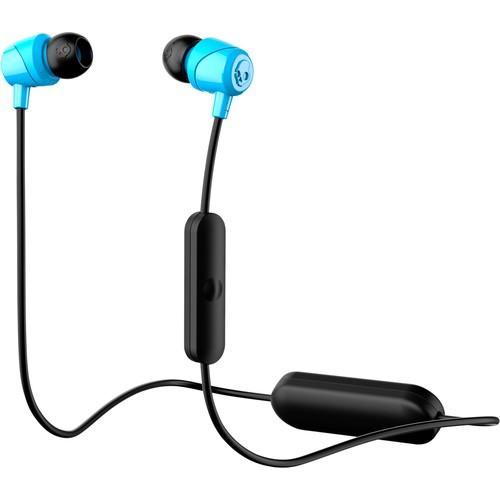 Skullcandy - Jib Wireless In-Ear Headphones - Black/Blue