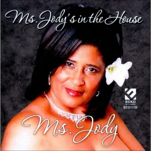 Ms. Jody's in the House [CD]