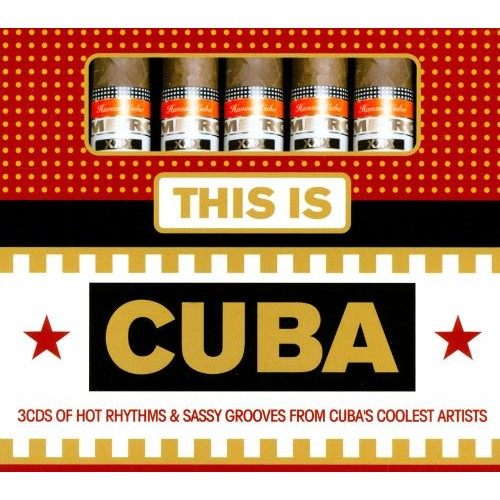 This Is Cuba [Metro Triples] [CD]