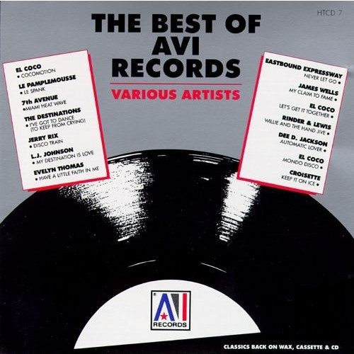 The Best of Avi Records [CD]