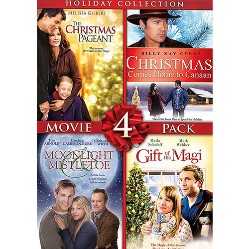Holiday Collection: Movie 4 Pack [2 Discs] [DVD]