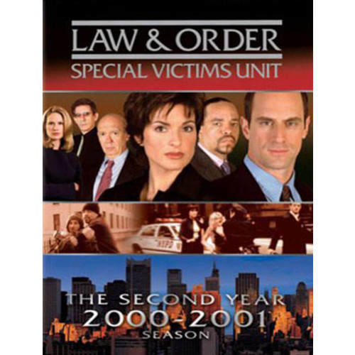 Law & Order - Special Victims Unit: The Second Year