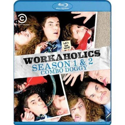 Workaholics: Season 1 & 2 Combo Doggy Pack [2 Discs] [Blu-ray]