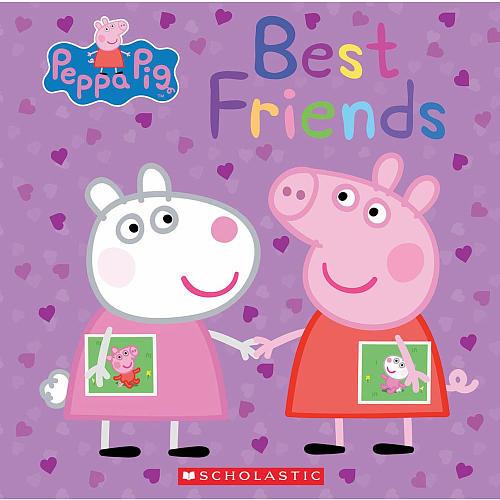 Peppa Pig Best Friends Book