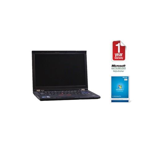 IBM T410-REFURB T410 refurbished Laptop Core I5 2.4/4086/320GB/DVDRW/Win10P64bit