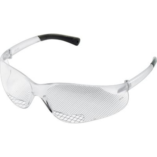 MCR Safety BearKat Crews Magnifier Protective Glasses