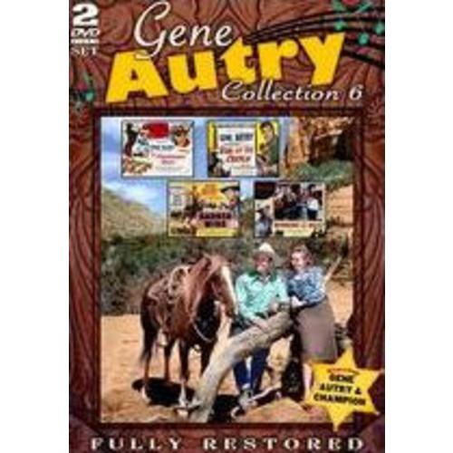 Gene Autry Movie Collection: Volume 6