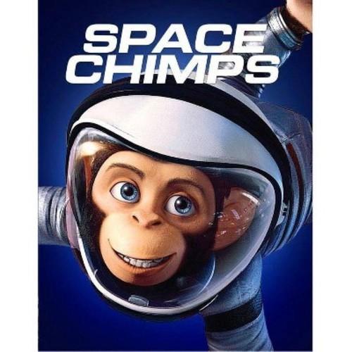 Space Chimps [Blu-ray/DVD] [2 Discs]