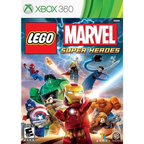 LEGO Marvel Super Heroes - Xbox 360