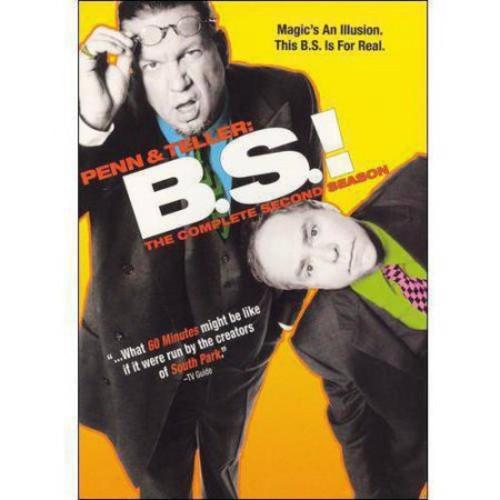 Penn and Teller-B.S.!-2nd Season