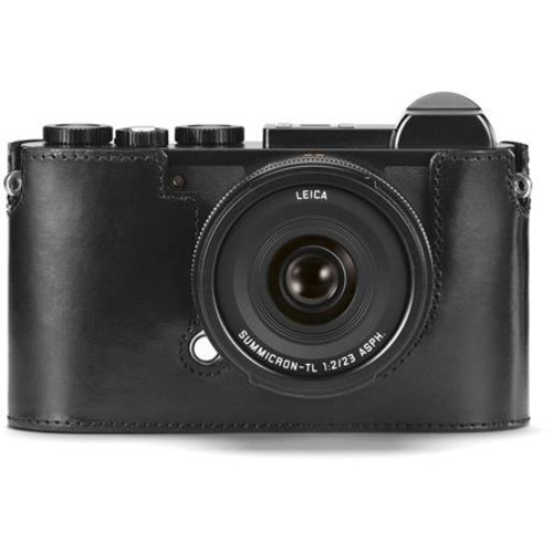 Leica Leather Protector for CL Digital Camera - Black