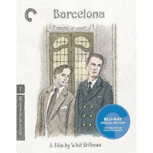 Barcelona [Criterion Collection] [Blu-ray]