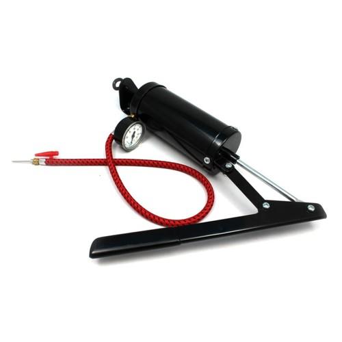 Champion Sports Heavy-Duty Table Air Pump, Black