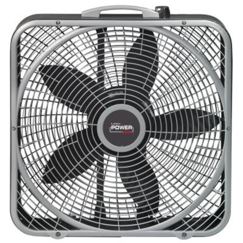 Lasko 20 in. Power Plus Box Fan