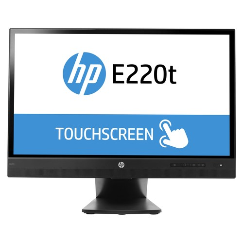 Hp EliteDisplay E220t 21.5-inch Touch Monitor (ENERGY STAR) Black - K