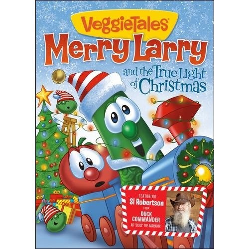 Veggie Tales: Merry Larry and the True Light of Christmas [DVD] [English] [2013]