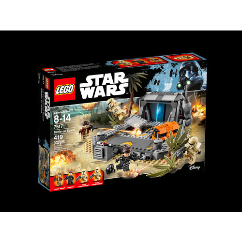 LEGO Star Wars Battle on Scarif #75171