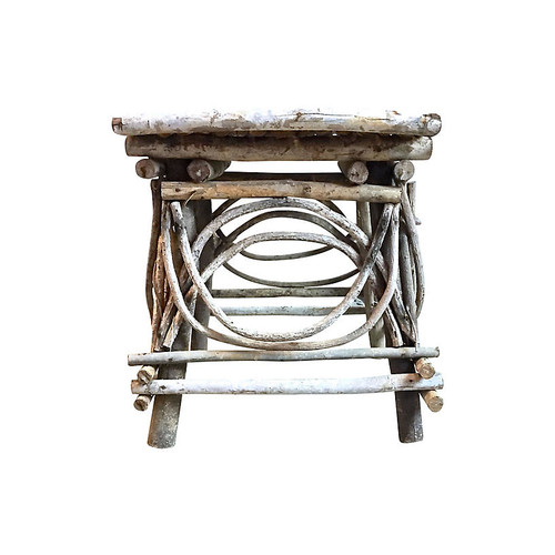Rustic Woodlands Branch Side Table