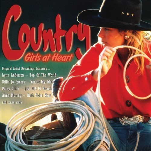 Country Girls at Heart [CD]