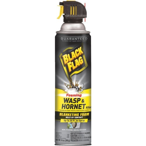 Black Flag Foaming Wasp & Hornet Killer - HG-11089
